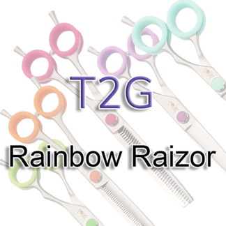 T2G Rainbow Razor