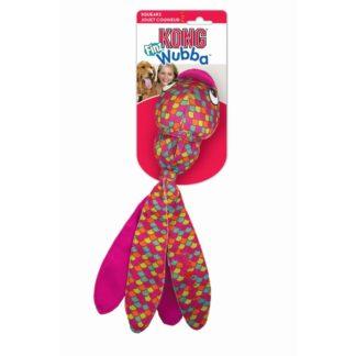 Wubba Finz van Kong, stuiterent speeltje, kong, hondenspeelgoed, speelgoed voor hond, boss and dog 0736164
