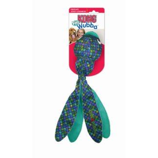 Wubba Finz van Kong, stuiterent speeltje, kong, hondenspeelgoed, speelgoed voor hond, boss and dog, 0736166