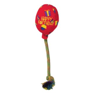 bal, verjaardagsballon ballon, birthday, verjaardag hond, celebrate, kong, hondenspeelgoed, speelgoed hond, 0740164