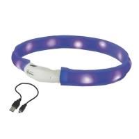 Halsbanden met licht