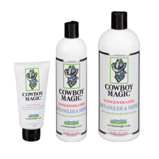 Cowboy magic detangler & shine, rosewater conditioner, rosewater shampoo, super bodyshine, greenspot remover, shine in yellowout, honden shampoo, bossanddog, labradoodle