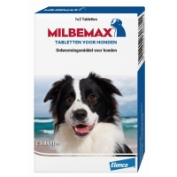 milbemax, wormenkuur ontwormen hond, ontwormingstabletten, zweepwormen, haakwormen, hartwormen, spoelwormen en lintwormen, boss and dog,