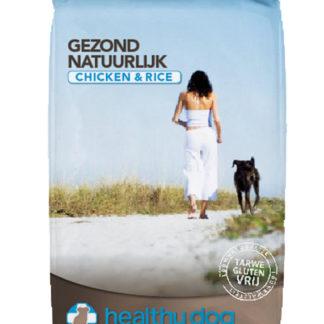 pack CHICK, healthy dog alle varianten, honden voeding, voeding voor honden, natuurlijk geperste hondenvoeding, granen vrij, gluten vrij, met zalmolie, boss and dog, gezond natuurlijk