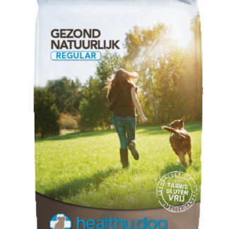 pack REG, healthy dog alle varianten, honden voeding, voeding voor honden, natuurlijk geperste hondenvoeding, granen vrij, gluten vrij, met zalmolie, boss and dog