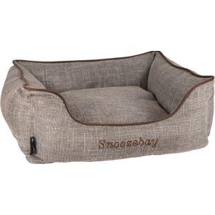 snoozebay bruin 519412, dreambay, hondenmand, mand voor honden, boss and dog, petrol