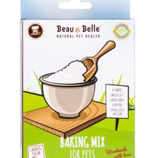 700174bakmix, beau&belle, hondenkoekjes, koekjes voor honden, bakmeel, boss and dog