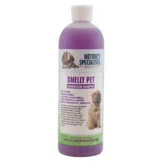 smelly pet shampoo, 473 ml. hondenshampoo, shampoo voor honden, boss and dog