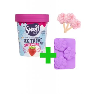 Smoofl Ice-Cream Mix for Dogs