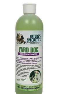 yard dog 473 ml, natures specialities, hondenshmpoo, shampoo voor hond, boss and dog.jpg
