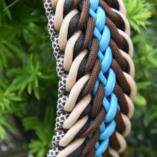 Handgemaakte halsbanden van Paracord
