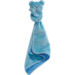 cuddle friend bear blue, knuffelbeertje, blauw beertje, puppy knuffel, hondenspeelgoed, puppy, F47974