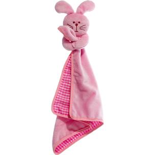 cuddle friend rabbit pink, knuffelkonijn, roze konijn, puppy knuffel, hondenspeelgoed, puppy, F47973