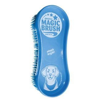 magic brush, trim, hondenborstel, vachtverzorging, borstel voor honden