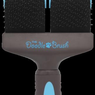 doodle brush, doodle borstel, labradoodle, goldendoodle, bernedoodle, cockapoo, copperdog, activet, hondenborstel, klitvrij, poedels, poodle, doodle, boss and dog1