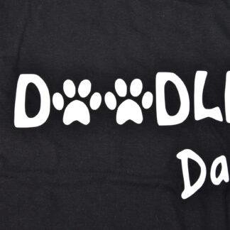 doodle dad shirt, t-shirt heren, hondenshirt, hondenvader, shirt hond