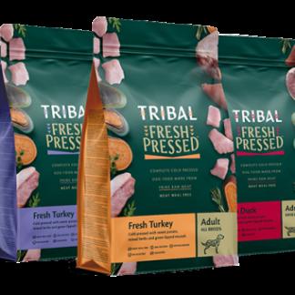 Tribal vers geperste brok