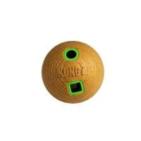 kong bamboo feeder ball, bal kong, speelgoed hond, bal hond, hondenspeelgoed, kong bal