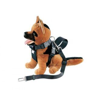 autogordel hond, , nobby, tuigje hond, hondentuig auto, veiligheid hond