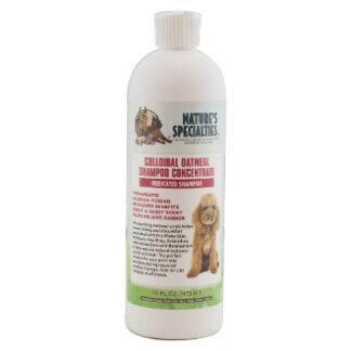 colloidal oatmeal shampoo 473 ml, hondensampoo, havermout, shampoo voor honden