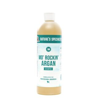 mo rockin argan shampoo