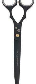 5975, 1, black edge schaar, tools2groom, trimschaar, hondenschaar, rechte schaar, schaar