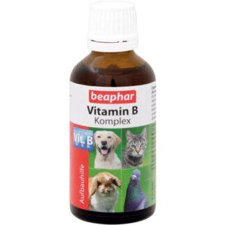 Beaphar vitamine B complex, vitamine B, vitamines voor honden
