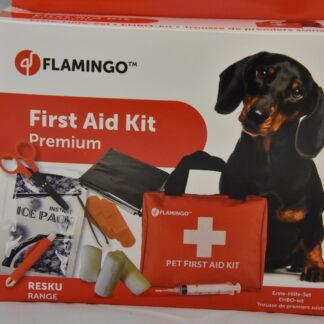520582, EHBO set, EHBO hond, first aid kit resku basic red, eerste hulp set voor honden, basis set ehbo.png
