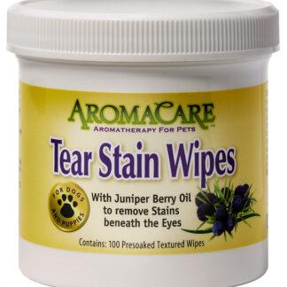 8841, aromacare, aromatherapy for pets, traanstrepen, oogdoekjes, oogverzorging hond