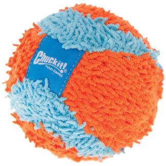 chuckit indoor bal, bal voor in huis, fluffy bal, bal, hondenbal, zachte speelbal