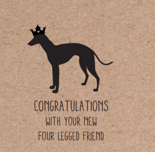 herbafix wenskaarten, gefeliciteerd, wenskaart hond, verjaardag hond, liefde hond