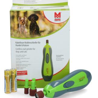 moser electronische nagelvijl, nagelvijl honden, hondennagels vijlen, electrische vijl