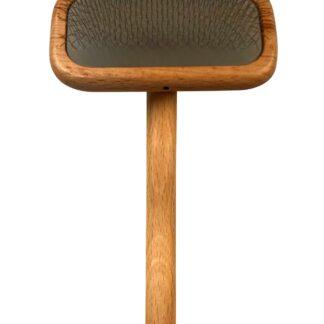 7016, wooden slicker luxe medium, luxe slicker, houten borstel hond, hondenborstel.png