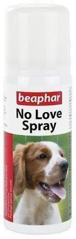 beaphar no love spray, loopse teef, hond