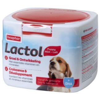 beaphar puppy lactol, puppy, puppymelk, melkvervanging, melk pup
