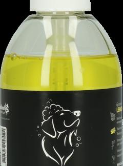 groomers secret lemon, hondenshampoo, shampoo voor honden, shampoo met citroengeur, shampoo, vachtverzorging