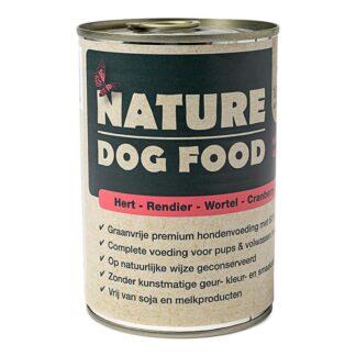 Nature Dog Food-Hert-Rendier-1200x800, natvoer hond