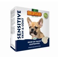 sensitive, biofood, biofood bonbons gezonde huid, stofwisseling