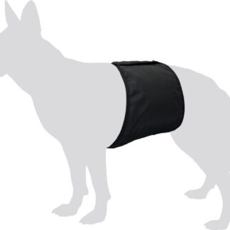 gentleman wrap king, hondenslip, hondenslip reu, incontinentie hond, klittenband, reuen, reu